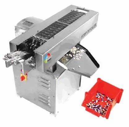 Defoiler Machine