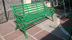 Decorative Garden Benches