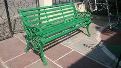 Outdoor Furniture Decorative Garden Benches Manufacturer