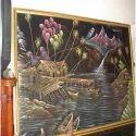 Velvet Painting