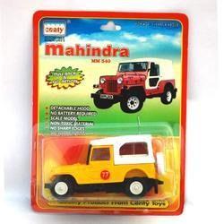 Mahindra Toys For Kids