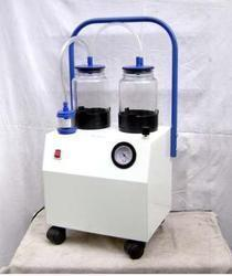 ABS Automatic Electric Suction Machine For Medical, Capacity: 3 Litre