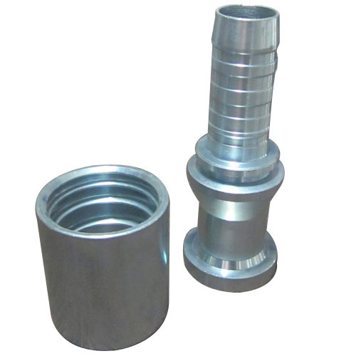 Spiral Fittings Alloy Metal Plastic Pipe Fittings