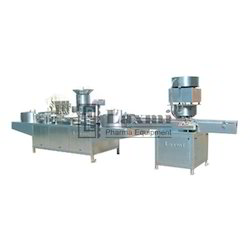 Automatic Six Head Vial Filling Line