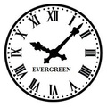 Evergreen Clocks