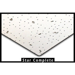 Mineral Fibre Ceiling Tiles 12mm Star Complete