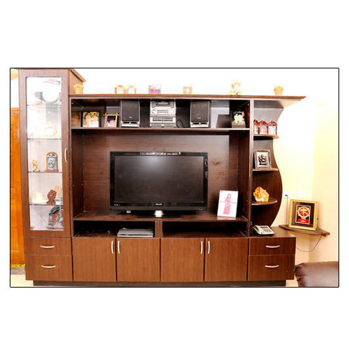 Chilliez Brown Plywood Tv Showcase Rs 35000 Piece