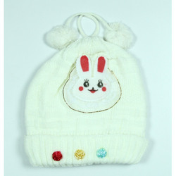 VP Oswal Kids Winter Woolen Cap