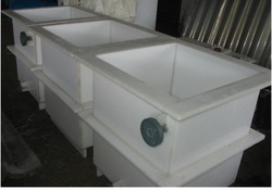 Extrusion Welded PP Tanks