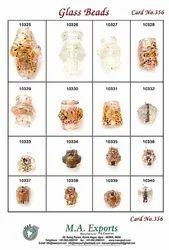 Furnace Made Big Size & Hole Glass Bead