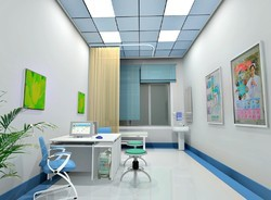 Great Clinic And Hospital Interior Designing Services