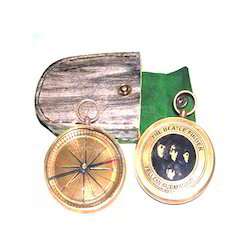 The Beatle Finder Locket Compass