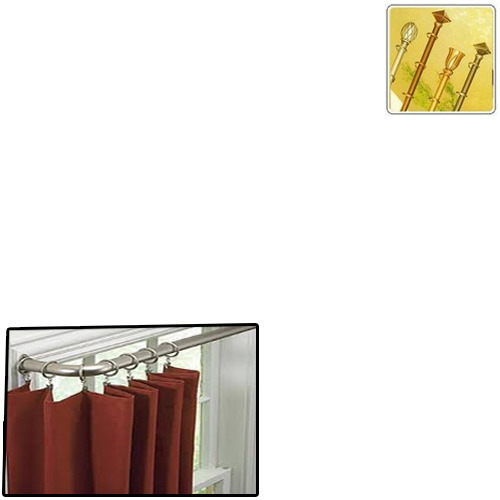 Designer Curtain Rods for Home