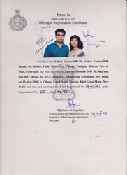 Marriage certificate services in mumbai marriage certificate yelopaper Image collections