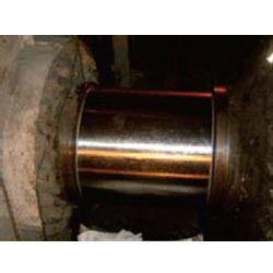Rotor Shaft Grinding