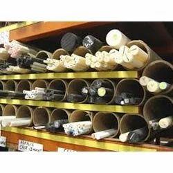 PVC Sheet Rod Tubes