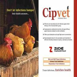 Veterinary Ciprofloxacin Injection 10%