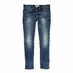Denim Faded Men's Jeans, Waist Size: 30, Features: Ok