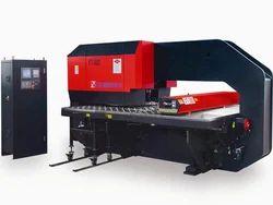 CNC Turret Punch Press - Computer Numerical Control Turret
