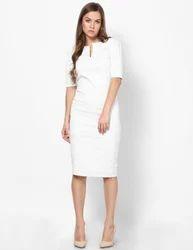 Formal Midi Dress