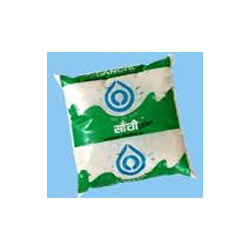 milk and water pouch film
