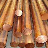 Ec Grade Copper Rod