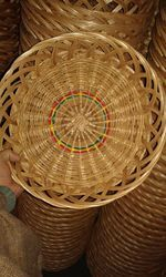 Wooden Designed Baskets