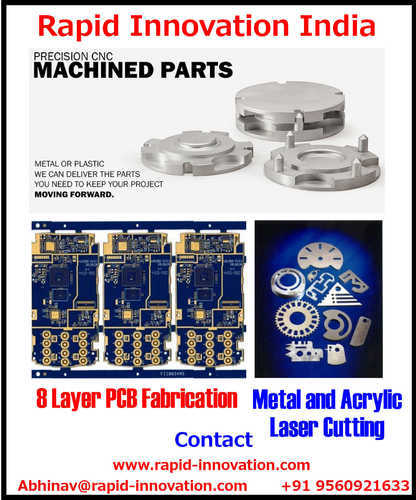 Make In India - PCB manufacturing Manufacturer from New Delhi