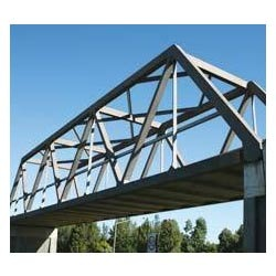 Steel Truss Girder Bridge