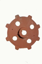 Bulk Flow Chain Wheel