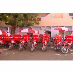 Bike Branding Advertising