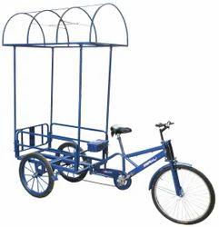 Ice Cream Rickshaw Cart