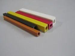 Square Plastic Profiles