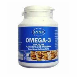 Sri Pharmacare Omega 3 Capsules