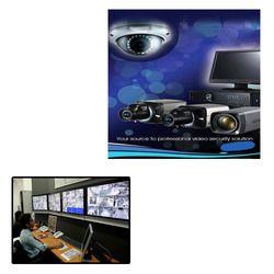 CCTV Camera for Bank