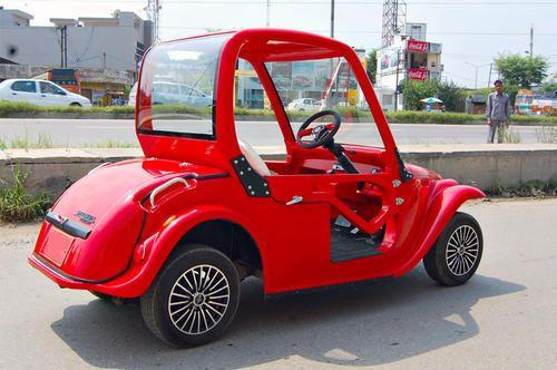 Grande Luxury Electric Car Electric Cars Jalandhar Speedways