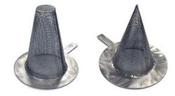 Temporary Strainers