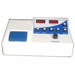 Microprocessor Spectrophotometer