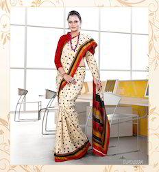 Economic Ladies Fancy Wear Saree