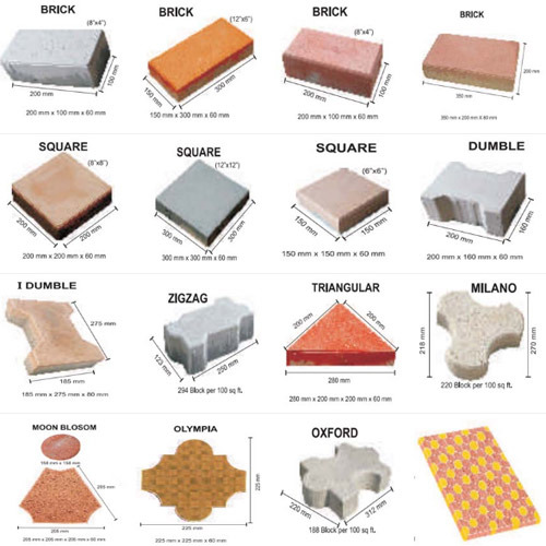 Concrete Pavers Manufacturer From New Delhi