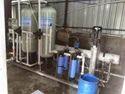 4000 LPH FRP RO Plant