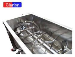 CLARION Ribbon Blender, Capacity: 20 Ltr - 35000 Ltrs., CRB Series