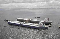 Tanker Service, Tanker Transportation Services - K Line