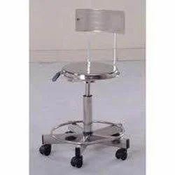 Wheel Steel Chair