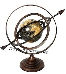 Antique Armillary Globe