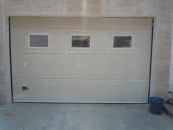 Transparent Sectional Overhead Doors