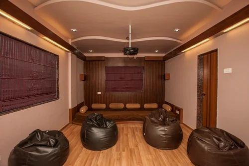 Mini Home Theater Interior Designing