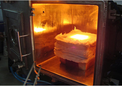 Electric Glass Melting Furnace