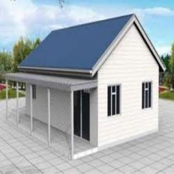Insulated Temporary Sheds
