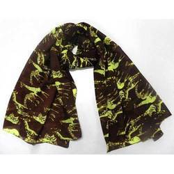 Poly Cotton Scarf
